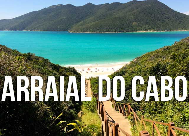 Transfer between airports and hotels in Rio de Janeiro to Arraial do CAbo