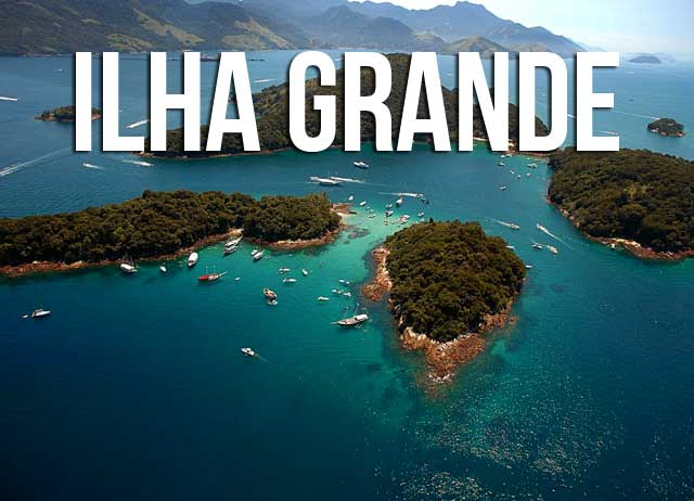 Transfer between airports and hotels in Ilha Grande